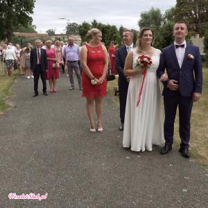 Kamerzysta na wesele film ze ślubu operator